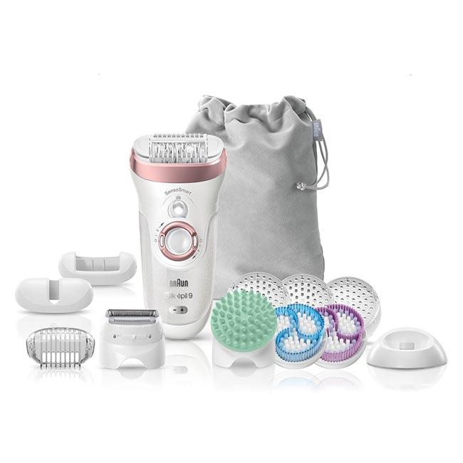 Braun silk-epil 9-9-990, la mejor depiladora