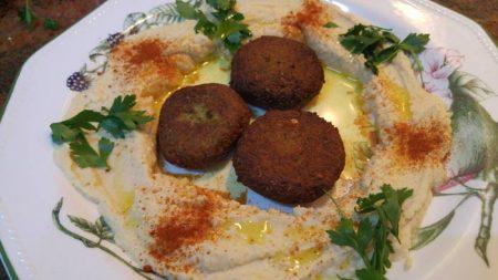 receta hummus original