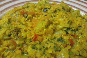 lentejas recetas hindues