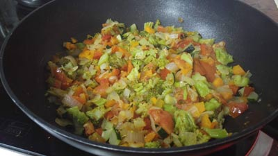 Comida hindú recetas vegetarianas
