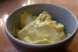 Receta de mayonesa vegana