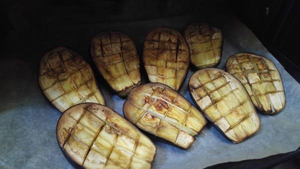 recetas arabes con berenjenas