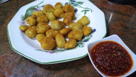 Recetas vegetarianas de tofu agridulce