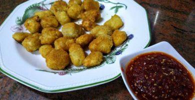 Receta de tofu agridulce