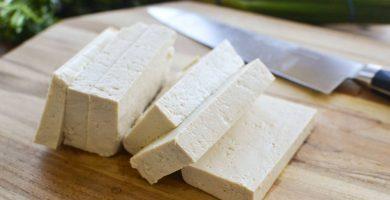 Recetas con tofu blando y firme