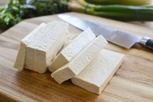 Recetas con tofu para toda la familia
