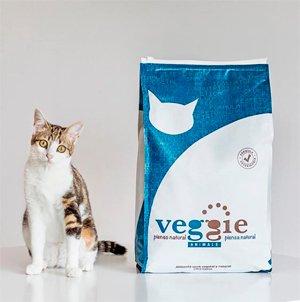 Veggieanimals pienso vegano para gatos