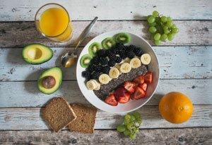 Recetas veganas y salud