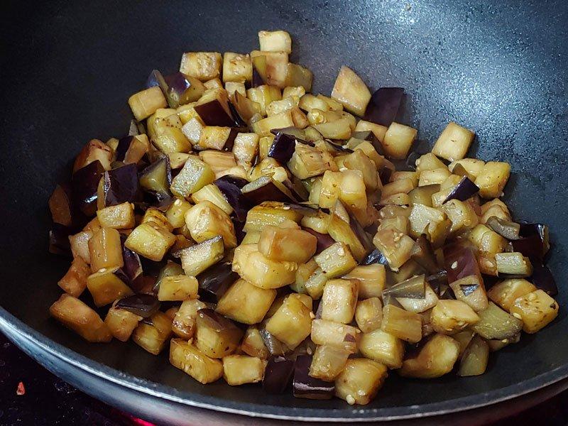 Ratatouille comida vegana