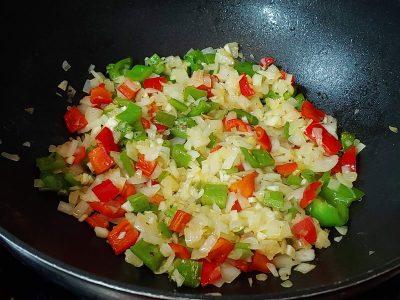 Plato Ratatouille vegetariano receta