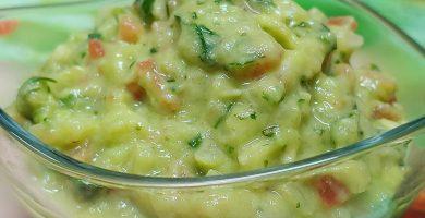 Cómo hacer guacamole casero perfecto receta vegana ingredientes mejor que mercadona