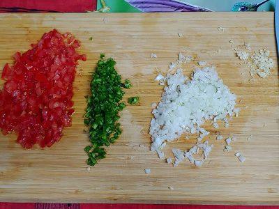 Como preparar frijoles refritos mexicanos y veganos