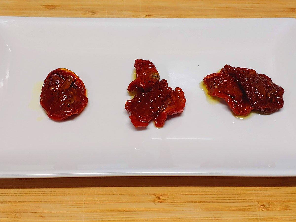 Cómo preparar tomates secos en aceite de oliva en conserva