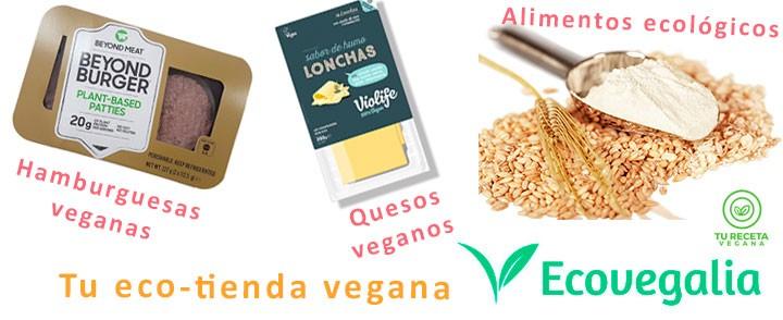 Tienda vegana ecologica online