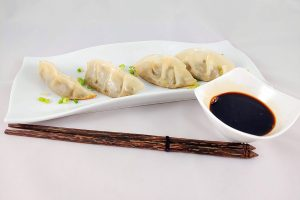 Receta de gyozas de verduras, las auténticas empanadillas japonesas