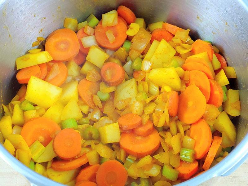 Cómo hacer sopa de lentejas