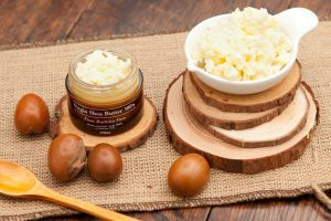 Beneficios de la manteca de karité pura sin refinar